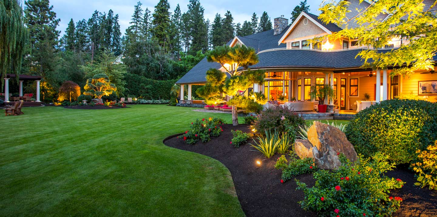 Let us transform your yard - Home Index A Peace Of Mind Landscape